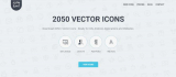 Icontail! – 2050+ professionele iconen en pictogrammen in 1 pakket – NU MET 50% KORTING!