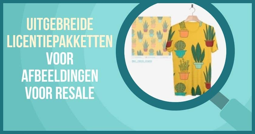 Uitgebreide licentiepakketten Stock Photo Secrets Shop